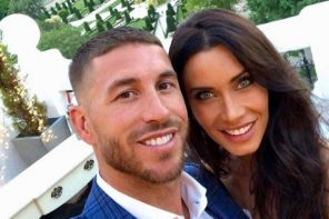 Sergio Ramos engages his long time baby mama with whom he has 3 kids with