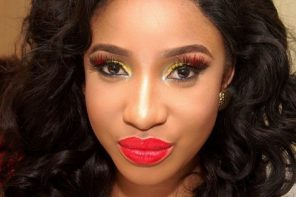 Tonto Dikeh Officially Changes Her Name To 'King Tonto'