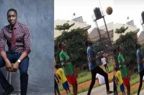 UNIZIK Final Year Student dies moments before his last paper while playing Basketball