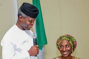 VP Yemi Osinbajo Celebrates his wife with a Lovely Birthday Message