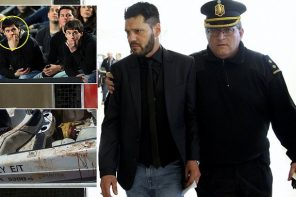 Lionel Messi's brother jailed for illegal gun possession