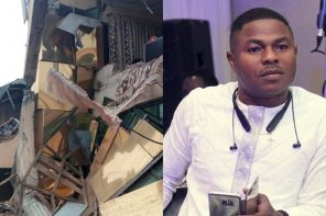 Yinka Ayefele reacts to Oyo State's demolition of his Music House