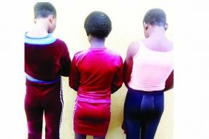 'I Sleep With 6 Men Daily'- Teenage Schoolgirls Lured Into Prostitution In Lagos (Photo)