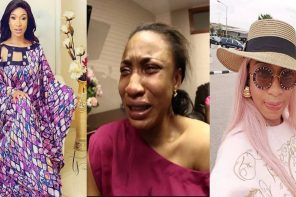 Police is coming to my home to arrest me – Tonto Dikeh, reveals