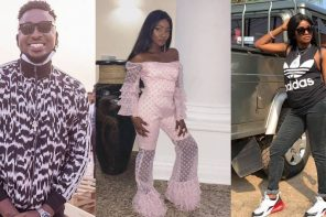 Nigerian singer Pepenazi professes his love for Simi, She responds