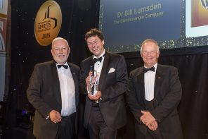 Dr Bill Lumsden Lauded as Distiller of the Year at Prestigious ISC Awards
