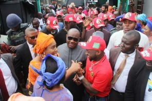 Davido endorses Gov Wike for second term