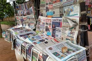 Nigerian  Newspaper Headlines Today: 17th November