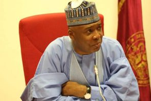 Why I won't allow Tinubu spread falsehood about me – Saraki