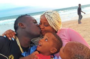 Duncan Mighty Allegedly Beats His Wife, Decorates Her Face With Heavy Punch (See Shocking Photos)