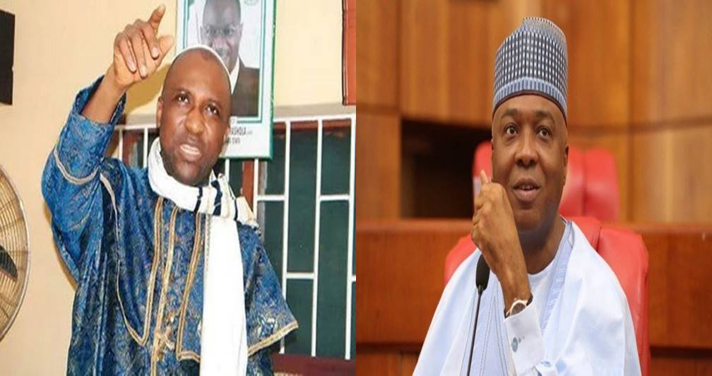 'God needs Saraki to rule Nigeria for 4 years, and their will be peace' - Primate Ayodele reveals