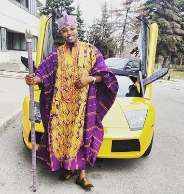 Image result for oluwo of iwo land