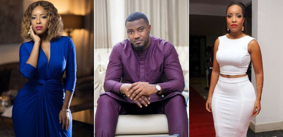 Joselyn Dumas Reveals That She dated Fellow Actor, John Dumelo For 2yrs