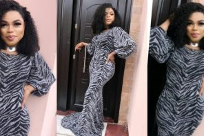 Bobrisky appears to be pregnant in new photos
