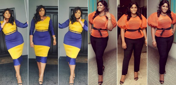 Omotola Jalade speaks on why she rarely appears in recent movies