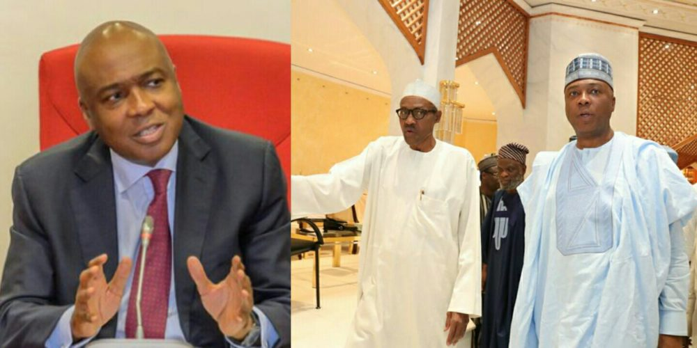 'I can't descend into the gutter with you' – Saraki replies APC after they blasted him for decamping to PDP
