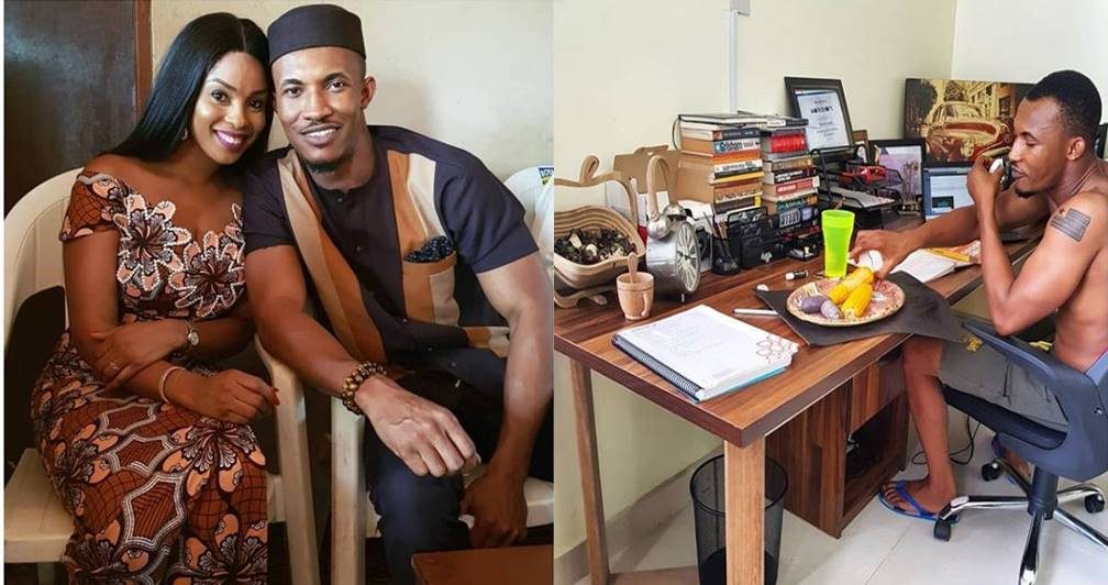 """""""Put ego aside and submit to your woman"""" - Gideon Okeke gives marriage advise to men"""