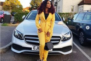 'Lord!!! I Am Grateful For All That You Have Done, You Alone Is Worthy Of All My Praise' – Actress Iyabo Ojo Says As She Show Off Her Exotic Fleets Of Cars And House(Pictures)