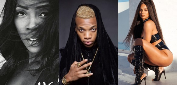 Tiwa Savage Angry With Tekno and Ciara'