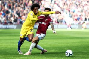 """Hazard Was Shocking, I Dont Want To See Willian Play For Chelsea Again"" – Fans Troll Chelsea Players After West Ham's Stalemate"