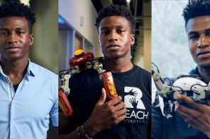 26-year-old Nigerian becomes the highest paid robotics engineer in the world