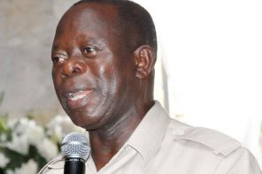 There's a gang up against me, Oshiomhole cries out – Nigerians react