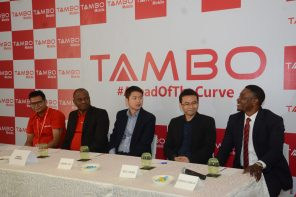 TAMBO MOBILE LAUNCHES IN NIGERIA TO DISRUPT AFRICA'S LARGEST PHONE MARKET