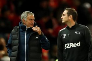 Carabao Cup: Frank Lampard Beats Jose Mourinho's Man United