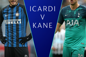 Inter vs Tottenham: See What Fans Are Saying About Harry Kane And Maurio Icardi