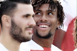 Arsenal vs Vorskla Poltava: Fans Reactions To Alex Iwobi's Display Would Leave You Thrilled