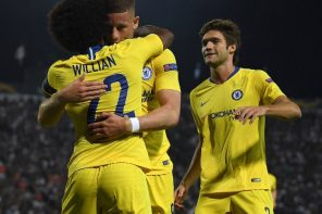 PAOK vs Chelsea: Players Reactions To Win Would Leave You Proud As A Fan