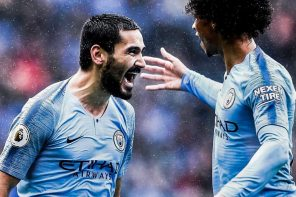 Mancity Back To Winning Ways And Their Players Can't Stop Reacting