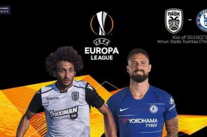 Betting Tips: PAOK vs Chelsea
