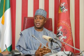 2019: The choice before Nigerians in the forthcoming election is that  a better Nigeria or insecurity, job losses and the unfriendly economic policies – Saraki