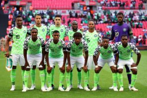 Nigeria Move Up to 48th on Latest Fifa Ranking