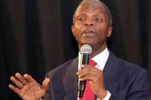 Osinbajo headlines the Nigeria Day at the first Intra-Africa Trade Fair in Cairo(photos)