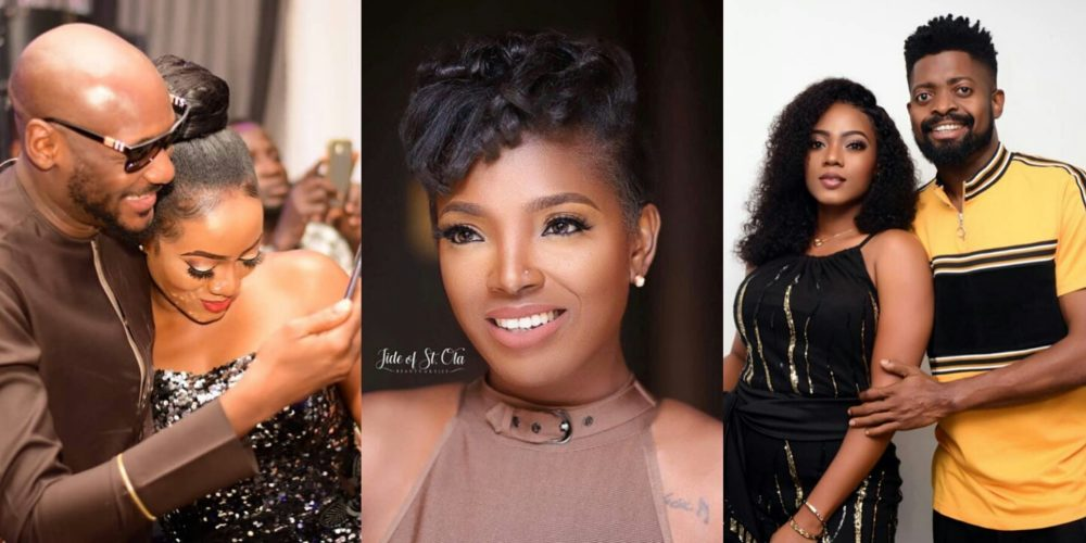 Basketmouth's wife calls 2Face her 'Lover' in a birthday message, Annie Idibia reacts