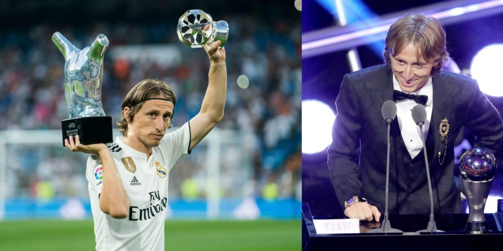 496f27b8c Best Fifa Football Awards 2018  Luka Modric wins Men s Player of the Year