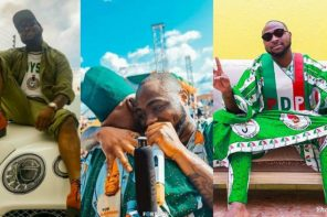 #OsunDecides: INEC trying to declare election inconclusive – Davido