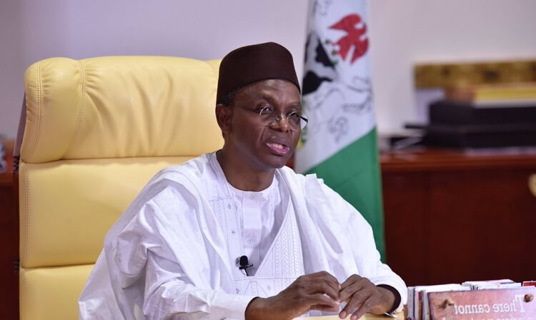 i dont have n20m in my account kaduna state governor nasir el rufai - El-Rufai back peddles on 'body bag' statement