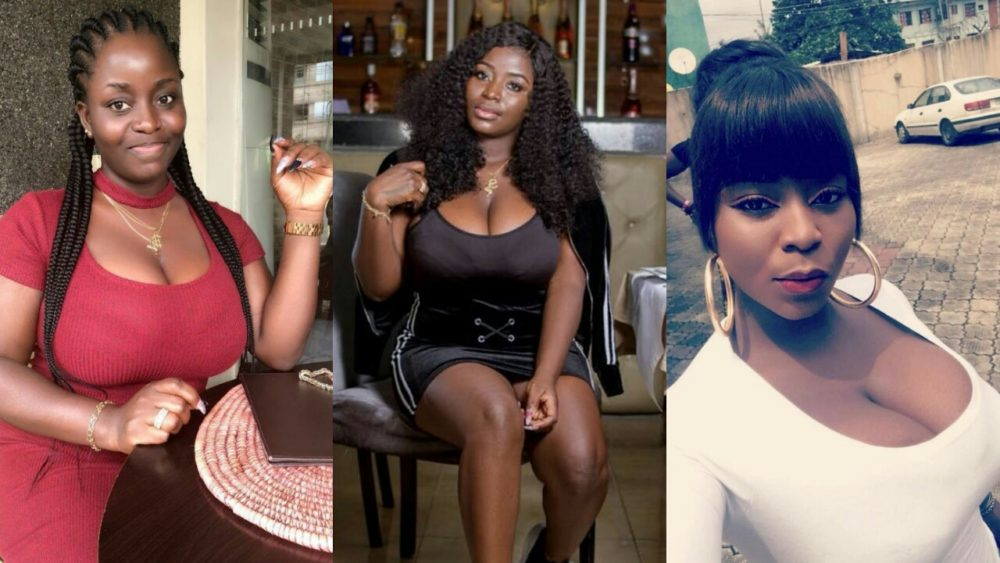 Image result for Despite Being 'Senseless', They Are Following Me Because Of My 'Chest' — Bu!sty Nigerian Lady