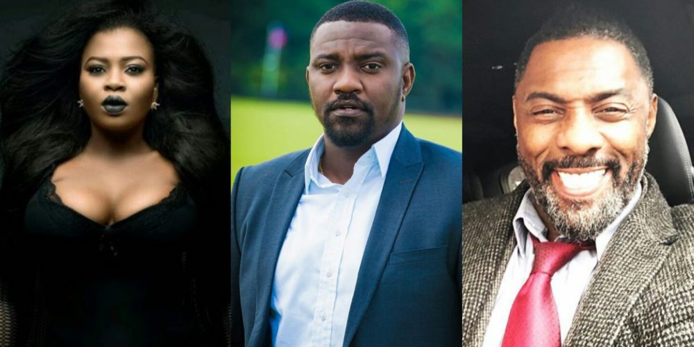 """I would like to kiss Idris Elba, John Dumelo"" – Plus size actress Bimbo Thomas reveals"