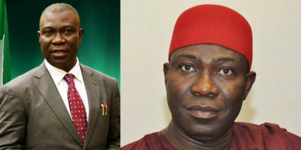 Ike Ekweremadu declares he's re-contesting for fifth time after serving for fifteen consecutive years