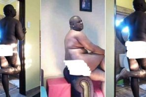 N*ked photos of a man leaks online & social media users were quick to shame him