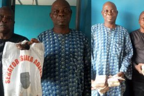 #OsunDecides: Police arrests PDP chieftain over vote buying