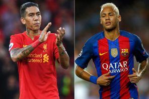 Liverpool vs PSG: 'Firmino Did More In 5 Minutes Than A €200mil Neymar Did In 90mins – Fans Troll Neymar