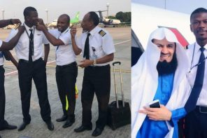 Young Pilot tells his success story after being jobless for over 15 months in Nigeria