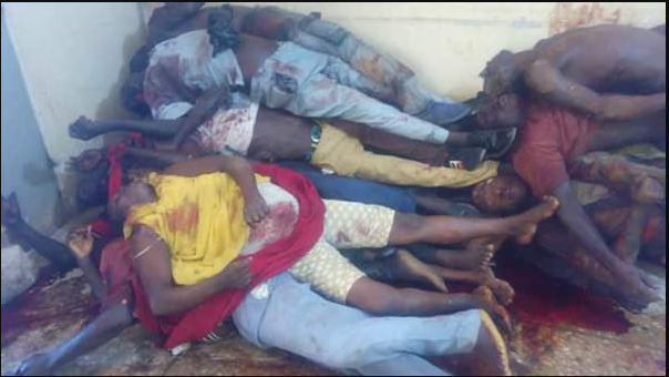 VERY SAD: Photos Of The 55 People Killed In The Kasuwa Magani Riot In Kaduna