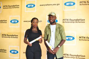MTNF Scholarship Alumnus Appreciates ICT company's Impact In Their Lives