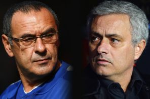 'Even If Mourinho Gets Beaten Tomorrow, He Still Deserves Some Respect' – 5 Things Chelsea Coach, Maurizio, Has To Say About Jose Mourinho